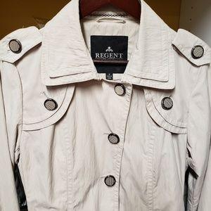 Regent and Company Cream jacket